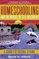 Homeschooling and the Voyage of Self-discovery