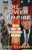 Oil, Power and Empire