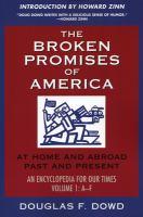 The Broken Promises of America