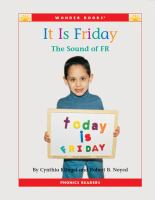It Is Friday