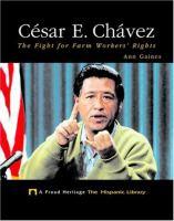 César E. Chávez