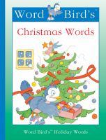 Word Bird's Christmas Words