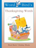 Word Bird's Thanksgiving Words