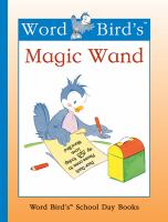 Word Bird's Magic Wand
