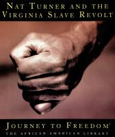 Nat Turner and the Virginia Slave Revolt