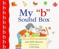 "My ""b"" Sound Box"