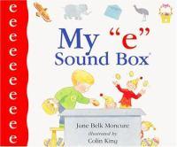"My ""e"" Sound Box"