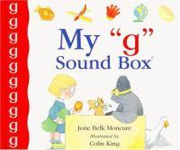 "My ""g"" Sound Box"