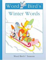 Word Bird's Winter Words