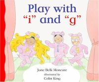 """Play With """"i"""" and """"g"""""""
