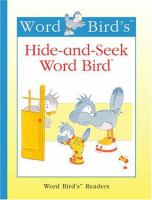 Hide-and-seek Word Bird