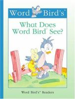 What Does Word Bird See?