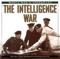 The Intelligence War