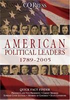 American Political Leaders, 1789-2005