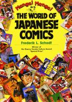 Manga! Manga! : the world of Japanese comics