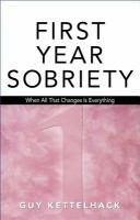 First-year Sobriety