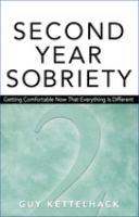 Second-year Sobriety