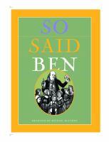 So Said Ben