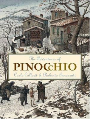 Cover image for The Adventures of Pinocchio