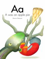 Aa - A Was An Apple Pie