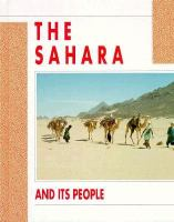 The Sahara and Its People