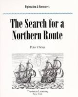 The Search for A Northern Route