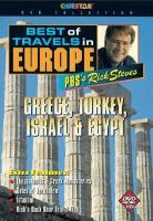 Greece, Turkey, Israel & Egypt