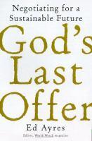 God's Last Offer
