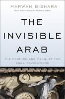 The Invisible Arab