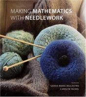 Making Mathematics With Needlework