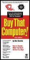 Buy That Computer!