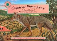 Coyote at Pinon Place