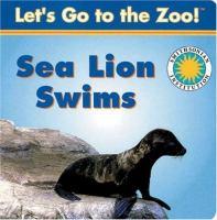 Sea Lion Swims