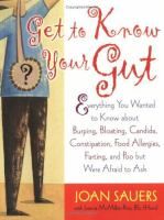 Get to Know your Gut