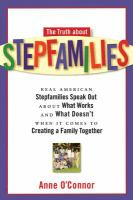 The Truth About Stepfamilies