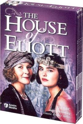 Cover image for The House of Eliott
