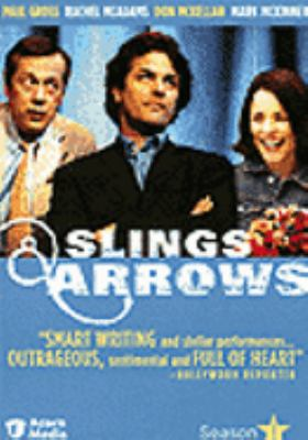 Cover image for Slings & Arrows