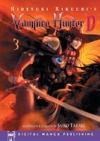 Hideyuki Kikuchi's Vampire Hunter D
