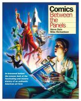 Comics, Between the Panels