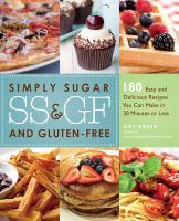 Simply Sugar and Gluten-free (SS & GF)