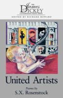 United Artists and Other Poems