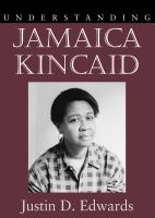 Understanding Jamaica Kincaid