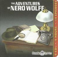 The Adventures of Nero Wolfe