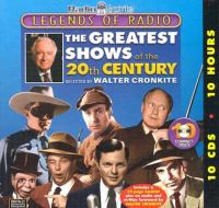 The Greatest Shows of the 20th Century