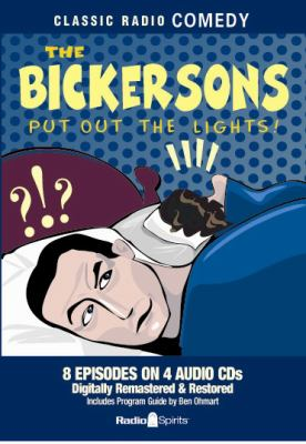 Cover image for The Bickersons