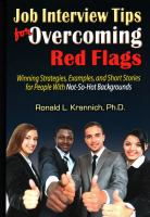 Job Interview Tips for Overcoming Red Flags