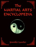 The Martial Arts Encyclopedia