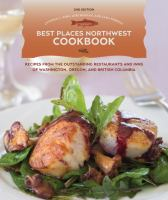 Best Places Northwest Cookbook
