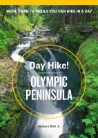 Day Hike! Olympic Peninsula