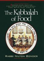 The Kabbalah of Food
